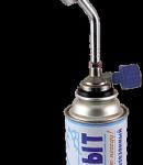 Горелка газовая с пьезо розжигом Следопыт -GTP-№07 газогенер.
