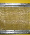 Изолятор на 2-рамки «Дадан» сетчатый оцинковка