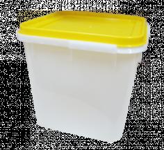 Куботейнер предназначен для длительного хранения и перевозки холодных пищевых пр