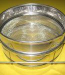 Фильтр D-200мм для мёда (нержавейка)
